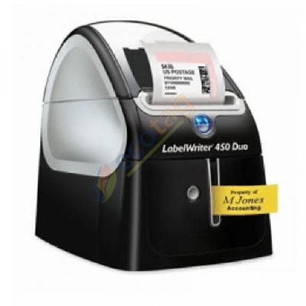 DYMO LabelWriter 450 Duo PC Bağlantılı Etiket YazıcI